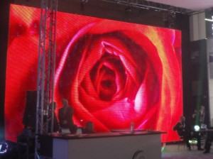 LED VIDEO Curtain - COMPLETE SET